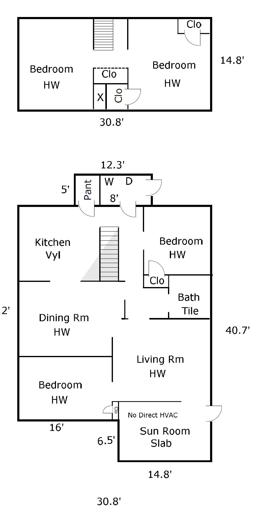 2510 Nation Ave Floor Plan
